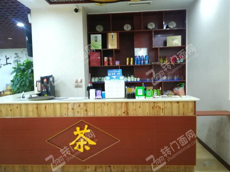 (转让)郫县442平米成熟商圈茶楼优价急转xhl