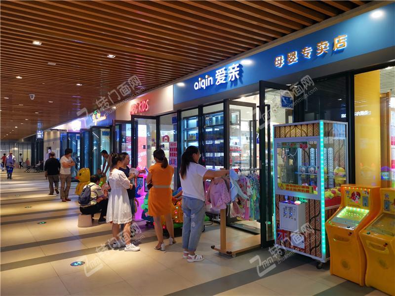 Z渝北大竹林商业街77平米百货超市品牌母婴店转让