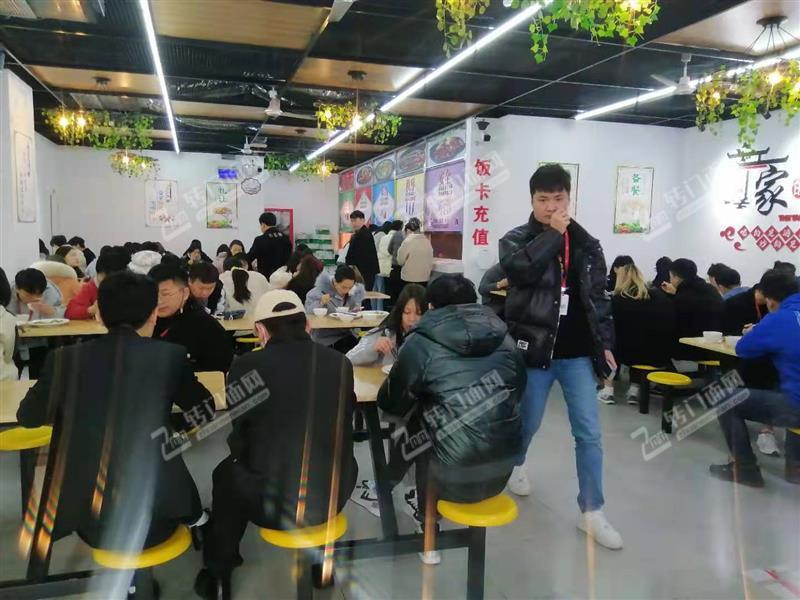昌北写字楼独家【1600人写字楼食堂转让】
